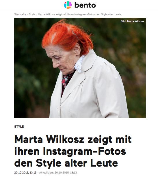 Foto: (c) Marta Wikosz, Screenshot (c) Bento- http://www.bento.de/style/marta-wilkosz-zeigt-mit-ihren-instagram-fotos-den-style-alter-leute-64275/